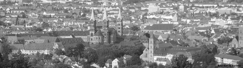 Der Sitz unserer Kanzlei ist die oberfränkische Stadt Bamberg, eine Stadt mit einer mehr als 1.000jährigen Geschichte.